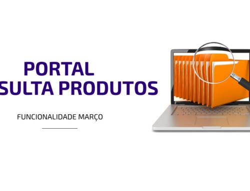 FUNCIONALIDADE DE MARÇO: Consulta de Produtos